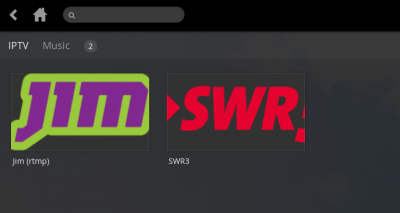 SWR3 Stream in Plex mittels Plugin